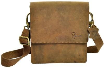 Buy Butterflies Perforated Design Hand Bag (Beige) - Best online