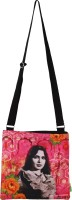 Eco Corner Women Casual Pink Cotton Sling Bag