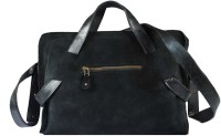 Delphi Boys Casual Black Genuine Leather Sling Bag