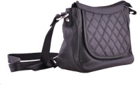 HX London Petunia Medium Sling Bag - Black
