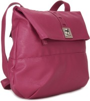 Baggit Women Pink Sling Bag