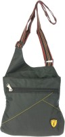 I Women, Girls Casual, Formal Grey Polyester Sling Bag