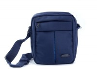 Bendly Passport Small Sling Bag - Navy Blue-02