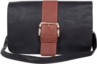 Di Tutti Enduring Grace - 2532 Medium Sling Bag - Black