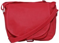 Gouri Bags Girls Casual Pink PU Sling Bag