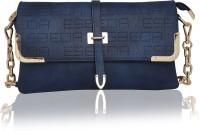 Esbeda Girls Evening/Party Blue PU Sling Bag