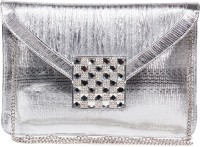 Reedra Girls, Women Silver PU Sling Bag