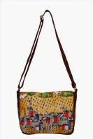 Carry On Bags City Scape Medium Sling Bag - SLBDWKJHBFCSDWSW