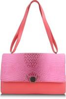 Lalana L-784 Medium Sling Bag - Pink