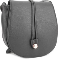 Caprese Women Black Sling Bag