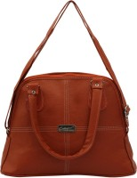 ANICKS Girls, Women Orange Genuine Leather Sling Bag