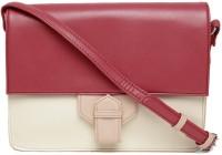 DressBerry Women Casual Beige Leatherette Sling Bag