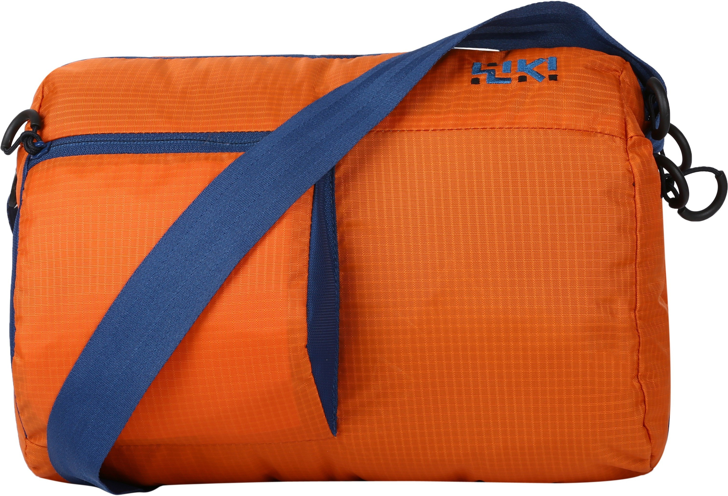 Wildcraft Women Casual Orange Polyester Sling Bag for Women Price ...