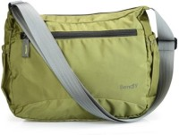 Bendly Smart Foldable Medium Sling Bag - Parrot Green-01