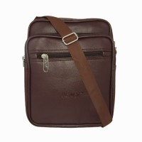 Chimera Leather LMB160671411 Small Sling Bag - Brown