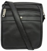 Chimera Leather LMB160181408 Sling Bag - Black