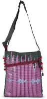 Craze On Bags Sound Of Music Large Sling Bag - Multi