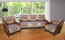 BTI Polycotton Sofa Cover