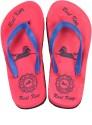 Foot Clone Red & Blue Casual Flip Flops