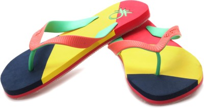 United Colors of Benetton Sandals United Colors of Benetton Flip