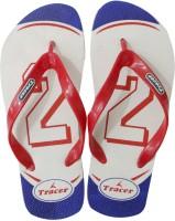 Tracer SRS-G-022 Red White Flip Flops