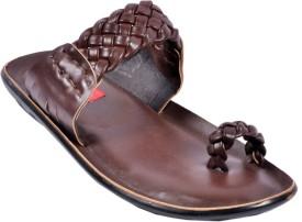 Wave Walk Z4-Brown Slippers