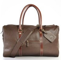 TLB Jacques Cartier Small Travel Bag  - Large - Brown