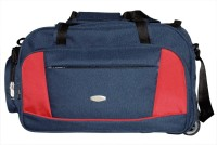 Cosmo La-02 Wheel Travel Expandable Small Travel Bag - Large (Blue)