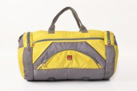 Pearl Bags Pearl Bags Lightweight Unisex Yellow Small Travel Bag  - Small Yellow