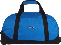 Bags.R.Us Trolley Small Travel Bag Blue