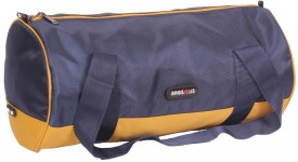 BagsRus Gym Small Travel Bag - Blue::Yellow