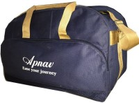 Apnav NansonBlue Small Travel Bag  - Large Blue