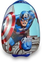 Hello Kitty Captain America Small Travel Bag Blue