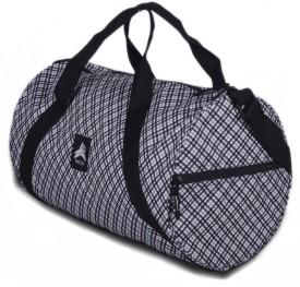 PinStar Twill Endura Gym Small Travel Bag  - Medium Black-08