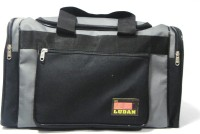 Ludan RI-lugg 20 Inch Small Travel Bag  - Medium Grey, Black