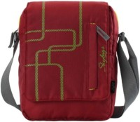 Skybags Urban Red Excursion Small Travel Bag Red