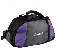 Zwart 414101P Gym Small Travel Bag  - Small - Purple