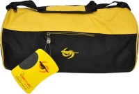 Gene Gene _gym Bags_yellow Color Small Travel Bag  - MEDIUM Yellow