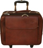 PE SHIC39 Expandable Small Travel Bag  - Large Tan-01