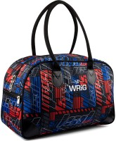 WRIG WDB_M_04 Small Travel Bag Blue, Red