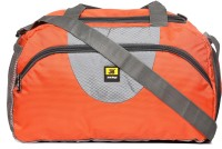 Just Bags Pine Sport Bag (Grey, Orange, Kit Bag)