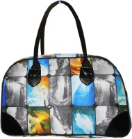 A.K. D1 Small Travel Bag  - Large Earth Blue