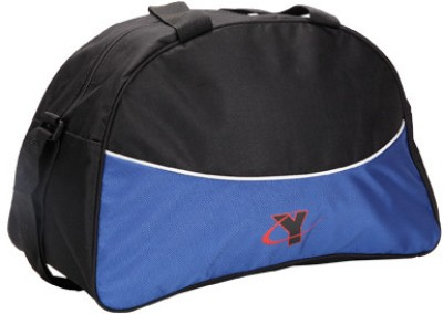 Yepme Gym Small Travel Bag Black, Blue