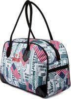 WRIG WDB_M_001 Small Travel Bag WHITE, PINK