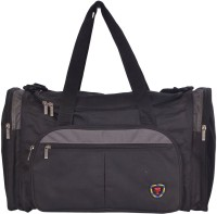 NSN Travel Duffle Bag Small Travel Bag  - Large Black