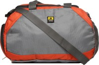 Just Bags Oak Small Travel Bag Grey 01, Orange 01