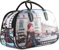 Wrig WDB059-B Multicolor Small Travel Bag  - Large Multicolor