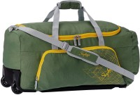 Skybags Sparks I 65 Green Small Travel Bag Green