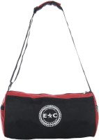 Estrella Companero SIX PACK Small Travel Bag  - Small Black/Red