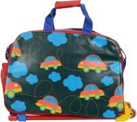 Blesss Me Blesss MeKids Trolley BagKTB15 Expandable Small Travel Bag  - Medium Red-04